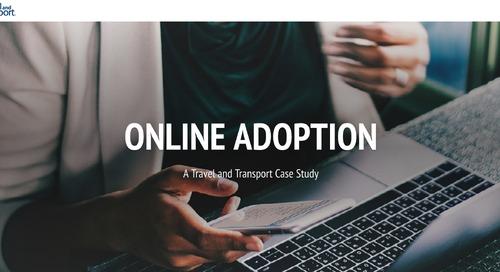 Case Study: Online Adoption