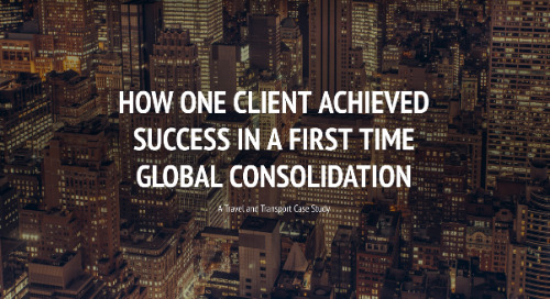 Case Study: Global Consolidation