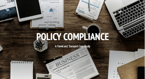 Case Study: Policy Compliance