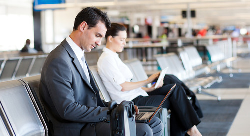 Get energised, organised and proactive: Maintaining your occupational wellbeing while travelling