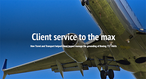 Case Study: Client Service to the Max