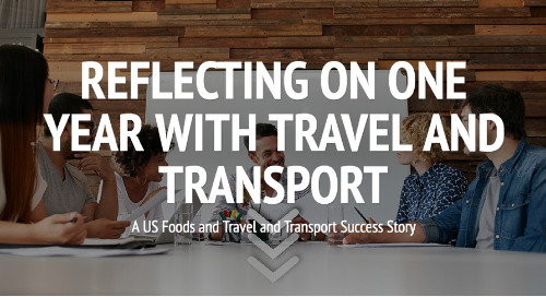 A US Foods and Travel and Transport Success Story
