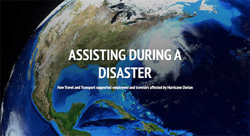 Case Study: Assisting During a Disaster