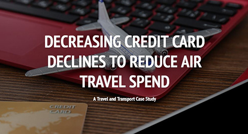 Case Study: Decreasing Card Declines to Reduce Air Spend