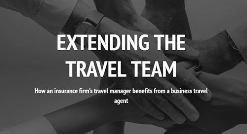 Case Study: Extending the travel team