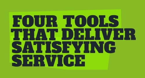 4 Tools that Help Travel Managers Deliver Satisfying Service