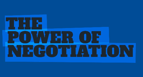 The Power of Negotiation