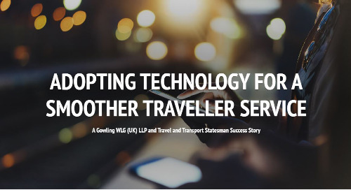 Case Study: Adopting Technology for a Smoother Traveller Service
