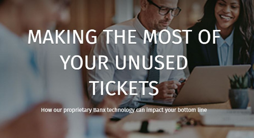 Case Study: Making the Most of Your Unused Tickets
