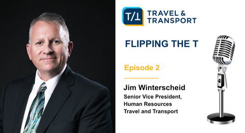 Flipping the T Podcast Episode 2: Jim Winterscheid