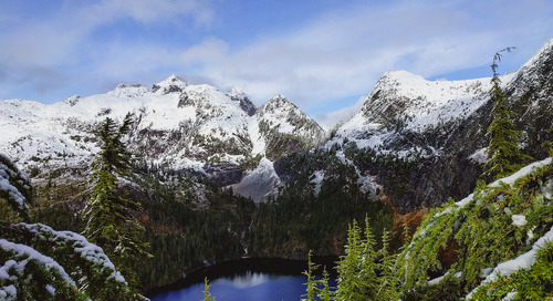 The Klonglans' Picture Perfect Pacific Northwest Cruise Vacation