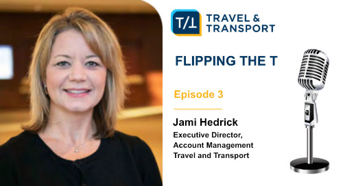 Flipping the T Podcast Episode 3: Jami Hedrick (Part 1)
