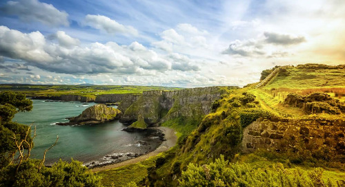 HUSKER FOOTBALL – IRELAND 2021 VACATION PACKAGES