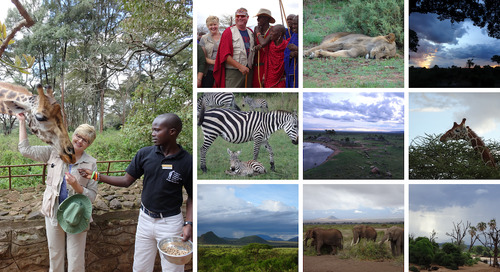 An African Safari Adventure to Remember
