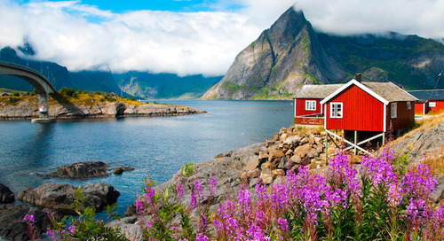 How a Travel-Loving Teacher Found Her Roots in Norway