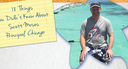 Scott Moses, Chicago Principal