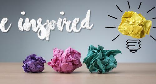 February - Be Inspired