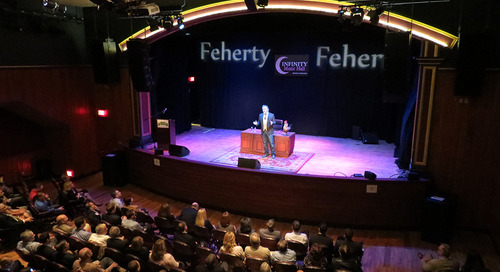 TakeCharge Summit Featuring David Feherty