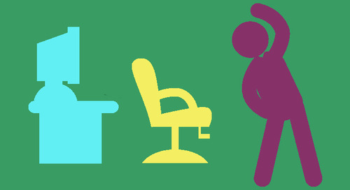 5 Tips to Stay Healthy While in the Office