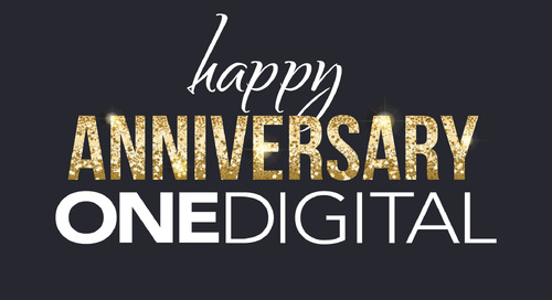 Celebrating One Year Since Our Rebrand