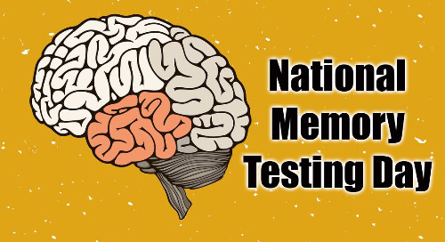 Get Your Memory Tested This Month