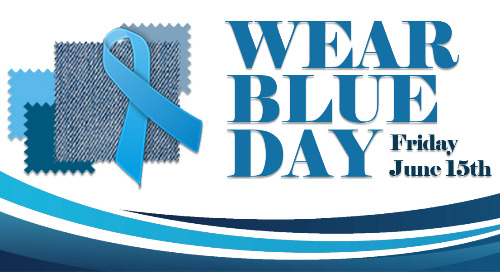 Show Us Your Blue to Support Men's Health