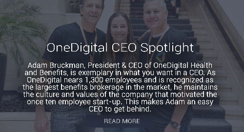 OneDigital CEO Spotlight