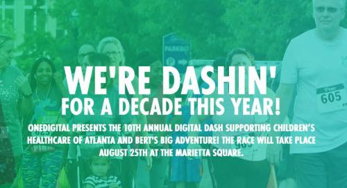 Dashin' for a Decade