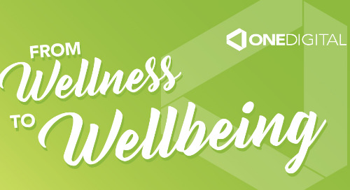 Contributing to the Five Pillars of Wellbeing