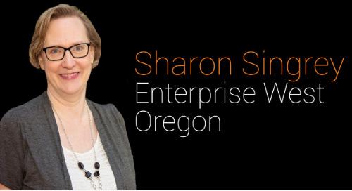Phenomenal work, Sharon Singrey!
