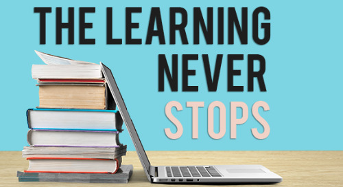 Boost Your Success With Continuous Learning