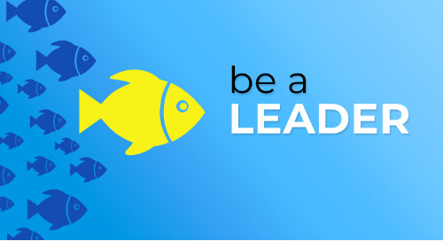 July - Be a Leader