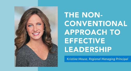 The Non-conventional Approach to Effective Leadership