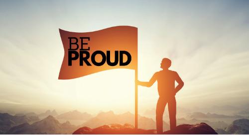 January - Be Proud