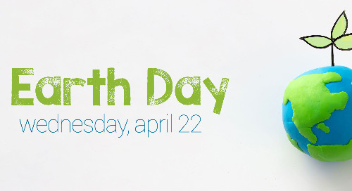 Honor Earth Day | We need you for a better tomorrow!