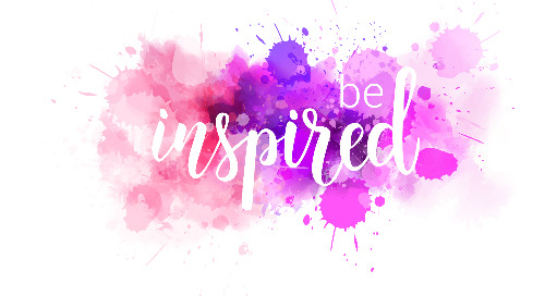 July - Be Inspired