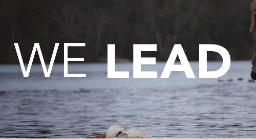 February - We Lead