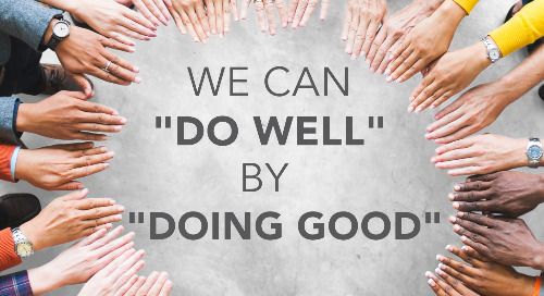 """June - We Can """"Do Well"""" by """"Doing Good"""""""