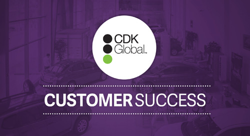 Case Study: CDK Global