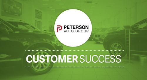Case Study: Peterson Auto Group