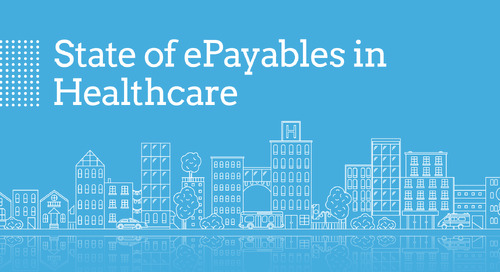 State of Epayables: Healthcare eBook