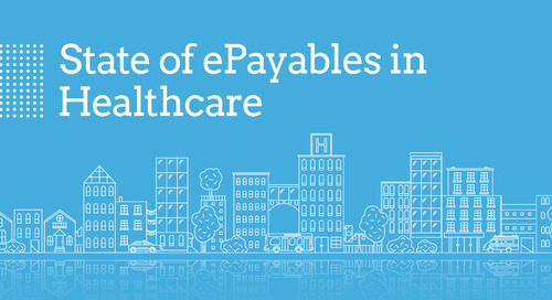 State of ePayables in Healthcare