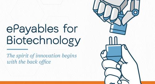 Epayables for Biotechnology