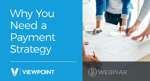 Webinar: Why You Need a Payments Strategy
