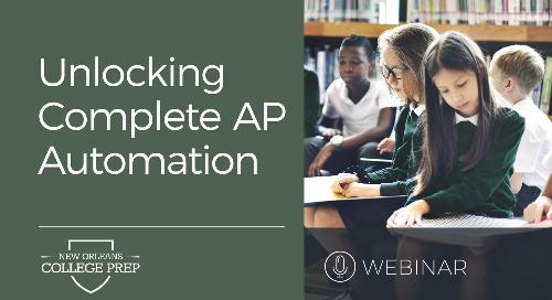 Webinar: Unlocking Complete P2P Automation