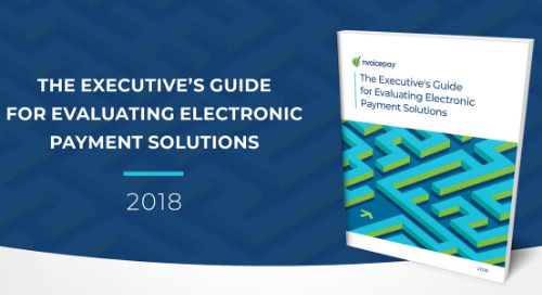Evaluating Electronic Payment Solutions 2018