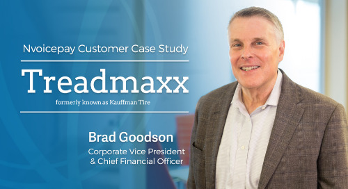 Customer Case Study with Treadmaxx (Previously Kauffman Tire)