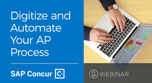 Digitize and Automate Your AP Process From Invoice to Payment