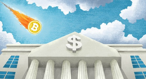 Executive's Inference: Bitcoin and Banks