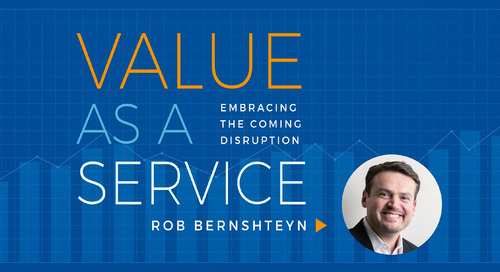 Delivering Value as a Service